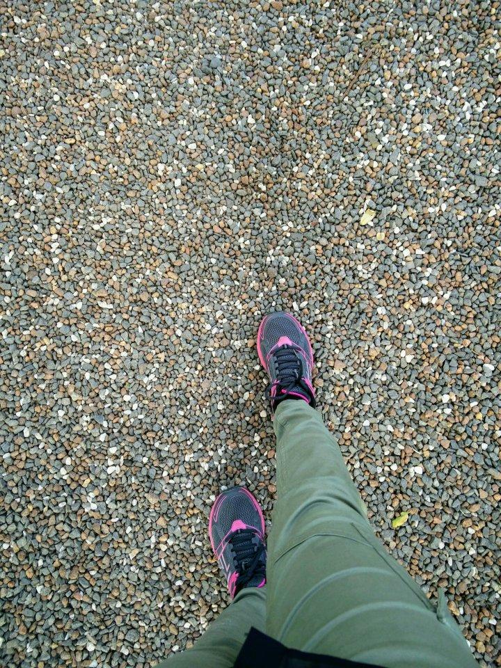One of manywalks