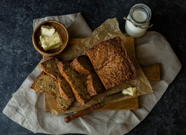 My Banana Bread Recipe